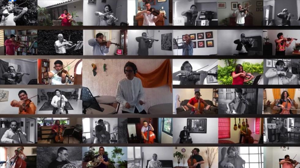 #Video Huapango de Moncayo, por la Orquesta Sinfónica Nacional de México
