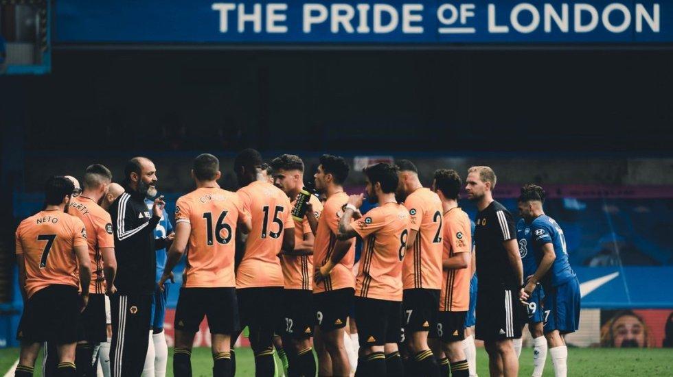 Chelsea y United, a Champions; Leicester y Tottenham a Europa League; Raúl Jiménez y Wolves se apartan de competiciones europeas - Foto de @Wolves.
