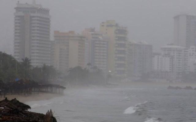 Genevive se convierte en huracán categoría 1 en el Pacífico - Foto de @OficialAei