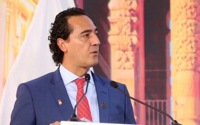 Alberto Elías Beltrán promueve amparo contra procedimiento de la SFP - Alberto Elías Beltrán PGR