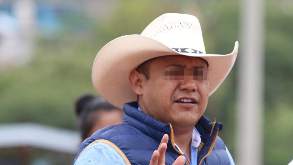 Detienen al alcalde de Colón, Querétaro, por tráfico de influencias - José Alejandro O. V., alcalde Colón, Querétaro. Foto de Facebook