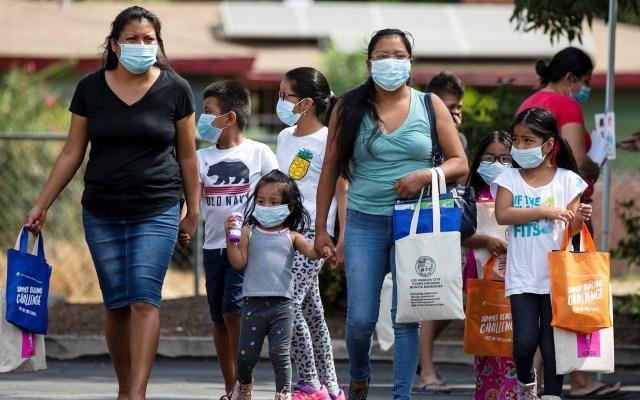 América supera los 12 millones de contagios de COVID-19 - América COVID-19 coronavirus pandemia epidemia calle
