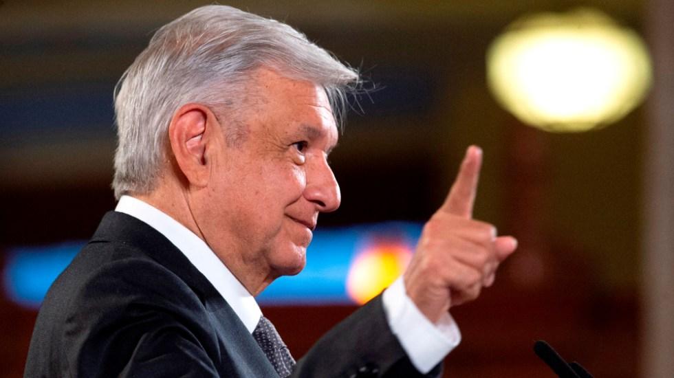 AMLO reconoce que no ha podido acabar con la corrupción en México - Foto de EFE