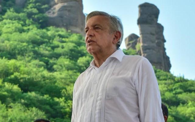 Promete AMLO programa de desarrollo integral para pueblos yaquis - Foto de lopezobrador.org.mx