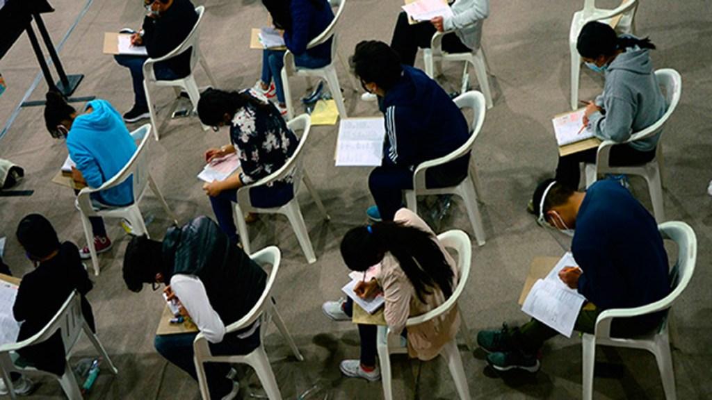 Estas son las fechas para el examen de admisión a nivel licenciatura para la UNAM e IPN - Aplicación de examen de admisión a la UNAM. Foto de UNAM