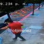 #Video Así asesinaron a un hombre para robarle 10 mil dólares en Lomas de Chapultepec