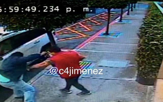#Video Así asesinaron a un hombre para robarle 10 mil dólares en Lomas de Chapultepec - Foto de Carlos Jiménez