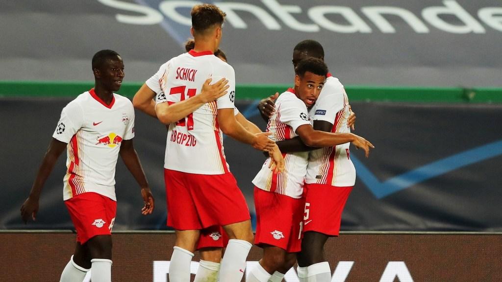 Leipzig elimina de la Champions al Atlético y pasa por primera vez a semifinales - Atlético de Madrid Leipzig Alemania