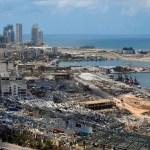La tragedia de Beirut da un vuelco con revelación del presidente libanés - Foto de EFE