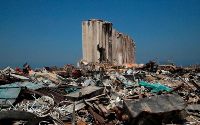 Banco Mundial estima en hasta 4 mil 600 mdd los daños por explosión en Beirut - Foto de EFE
