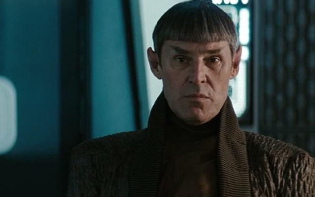 Murió Ben Cross, actor de Star Trek - Ben Cross como Sarek en Star Trek. Foto de Paramount Pictures