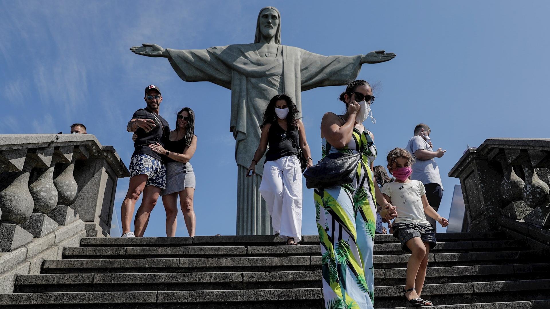 Brasil COVID-19 coronavirus pandemia epidemia