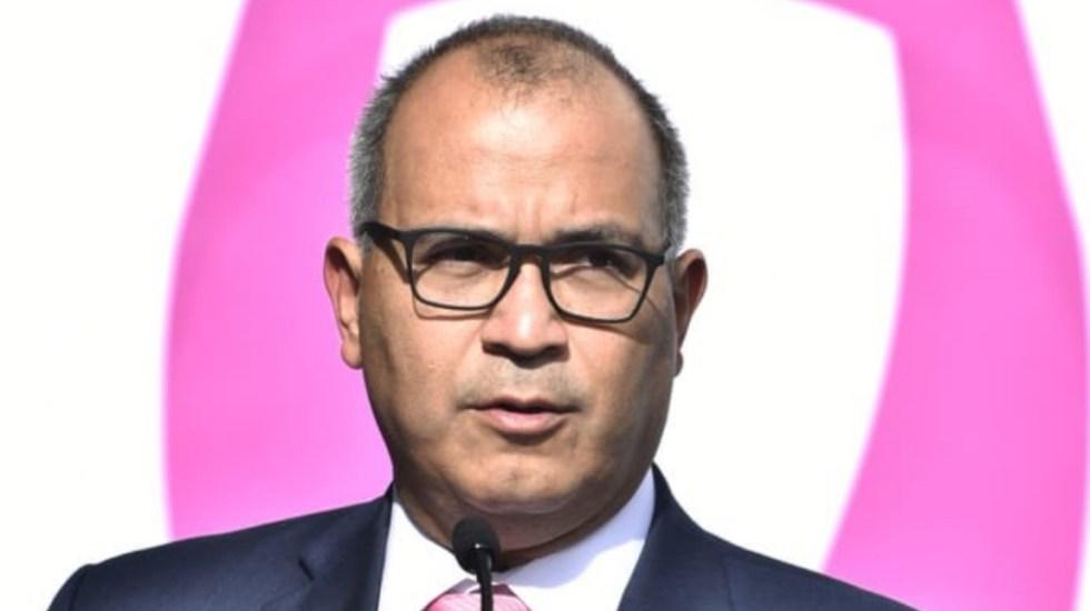 Carlos Treviño, exdirector de Pemex, rechaza acusaciones de Lozoya en denuncia ante FGR - Carlos Treviño exdirector Pemex