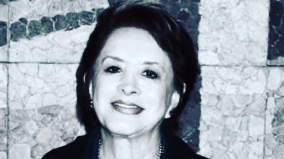 Murió, a los 74 años, Cecilia Romo por complicaciones tras padecer COVID-19 - Foto de ANDI