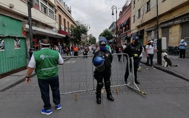 Al menos 316 funcionarios de Ciudad de México han muerto por COVID-19 - Foto de Autoridad del Centro Histórico