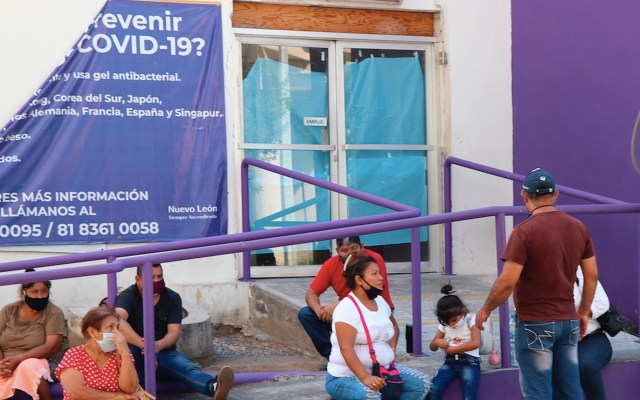 Hay 458 casos positivos de COVID-19 entre policías de Nuevo León - Foto de EFE