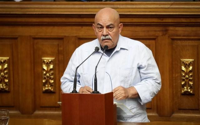 Murió por COVID-19 Darío Vivas, jefe de Gobierno de Caracas y alto dirigente chavista - Darío Vivas COVID-19 coronavirus pandemia epidemia Caracas Venezuela
