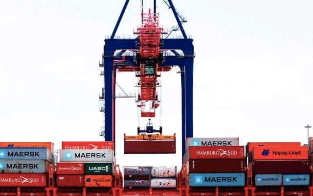 Déficit comercial de EE.UU. baja en junio 7.5 por ciento respecto a mayo - Foto de EFE