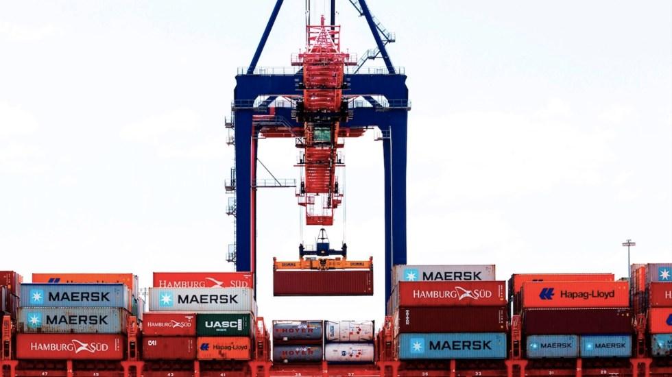 Déficit comercial de EE.UU. baja en junio un 7.5 por ciento respecto a mayo - Foto de EFE