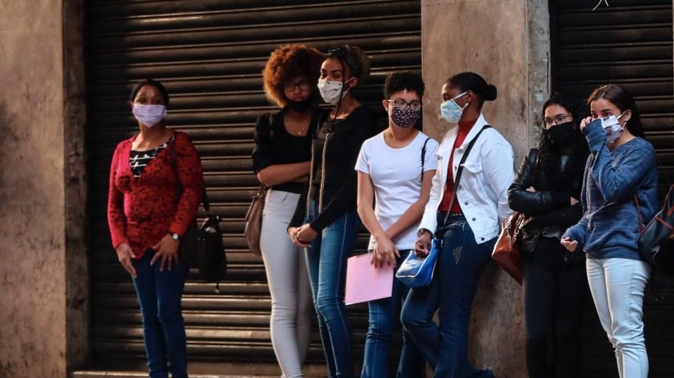 Desempleo se recrudece en América tras suspensión de apoyos por pandemia de COVID-19 - Foto de EFE