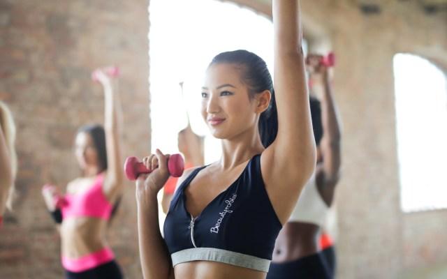 Mitos del fitness - Ejercicio Fitness entrenamiento