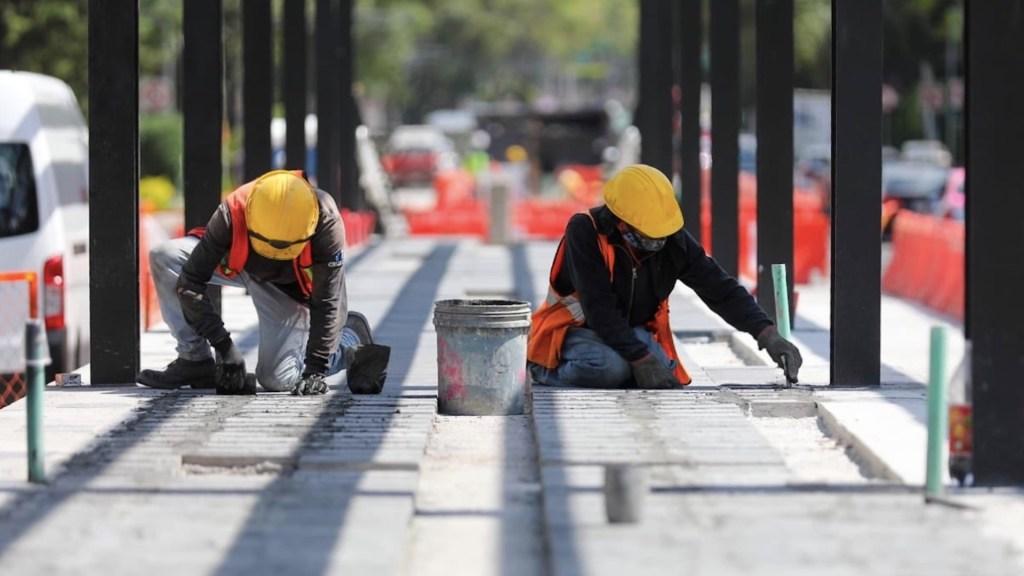 Se perdieron 647 mil 710 empleos formales en 2020 durante pandemia - Foto de @Claudiashein