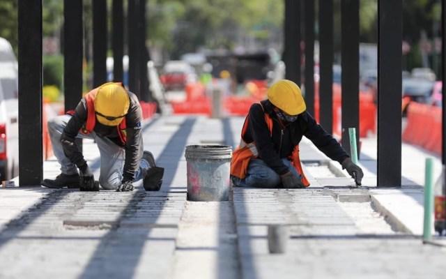 En México se han recuperado 10.2 millones de empleos de los 12 millones perdidos a causa de la pandemia, revela Inegi - Foto de Twitter Claudia Sheinbaum