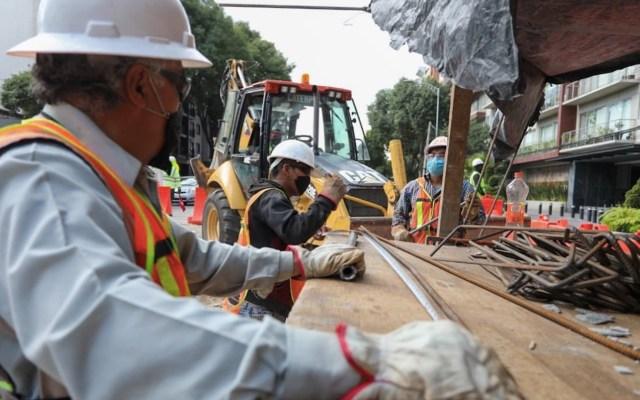 Presume López Obrador más de 200 mil empleos creados en octubre - Creación de empleos en Ciudad de México. Foto de Claudia Sheinbaum / Twitter