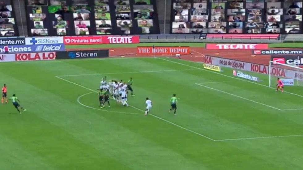 FC Juárezlogra empate ante Pumas con dos jugadores expulsados - FC Juárez partido Pumas UNAM