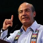 El expresidente Felipe Calderón denuncia persecución política en su contra por parte de López Obrador