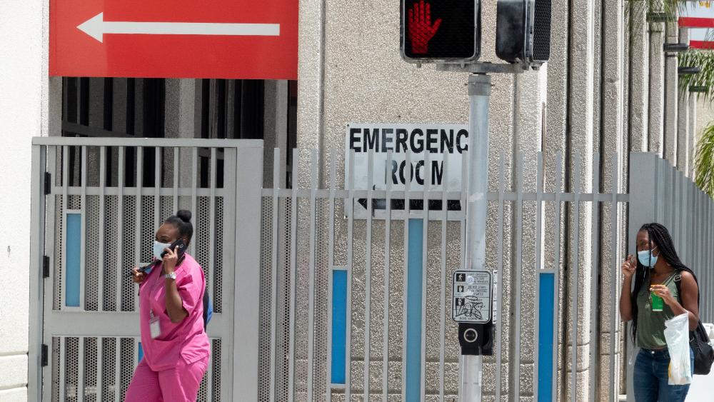 Florida supera medio millón de contagiados por coronavirus
