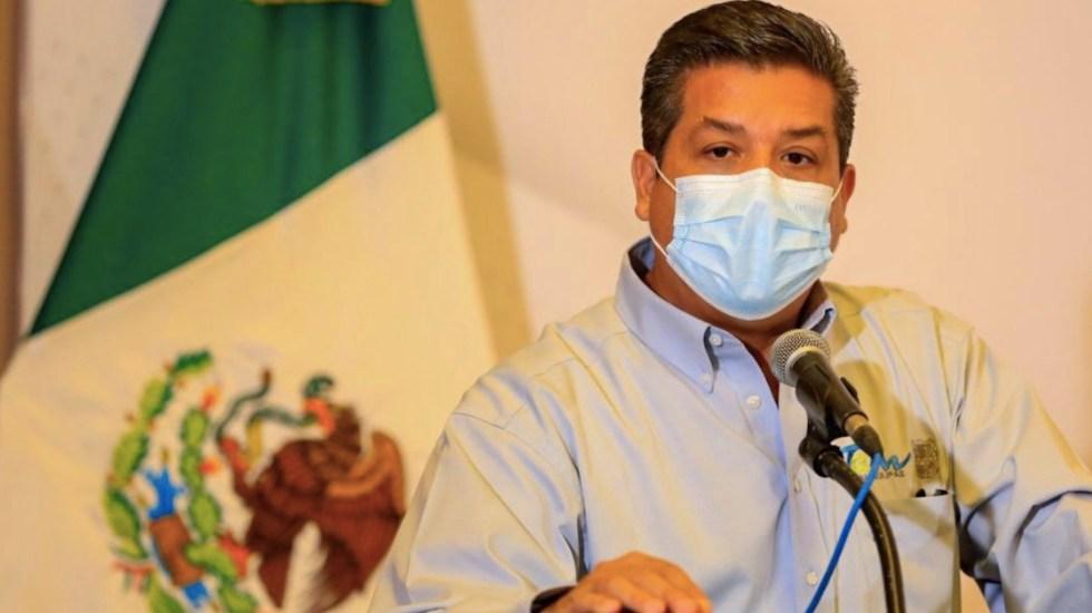 García Cabeza de Vaca se presentará en San Lázaro tras acusaciones de FGR - Foto de Twitter Francisco García Cabeza de Vaca