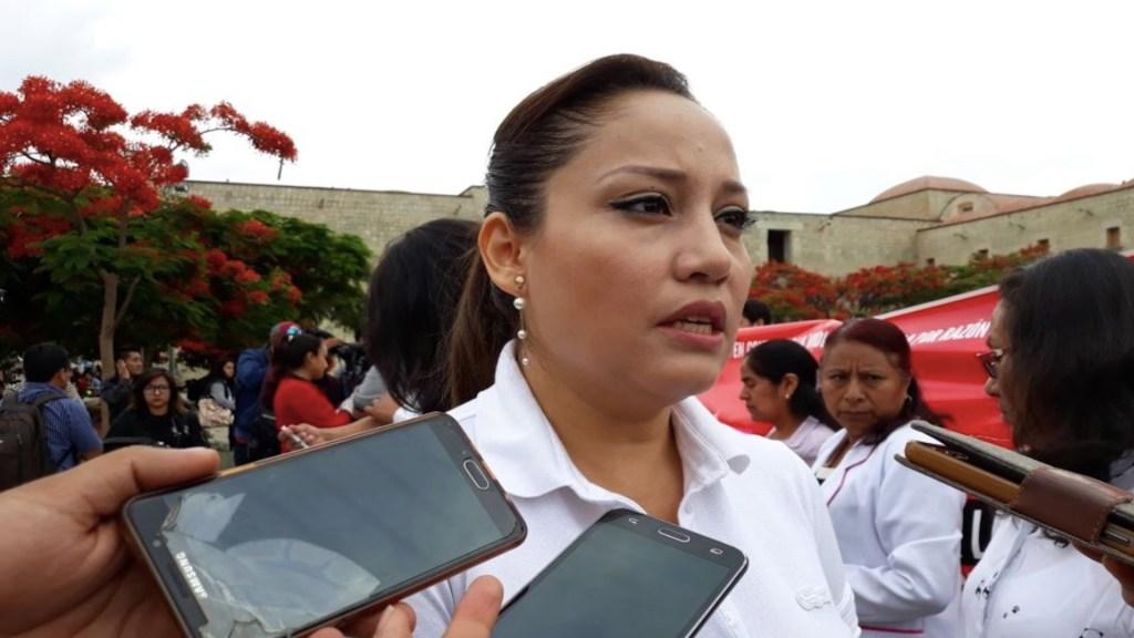 Congelan cuentas de secretaria general de sindicato Confederación Libertad de Trabajadores de México - Foto de Pulso Político Oaxaca