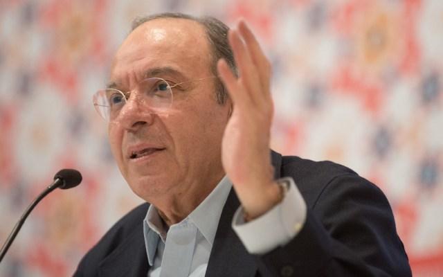 Gobierno está en pie de guerra contra críticos, advierte Aguilar Camín tras inhabilitación a Nexos - Foto de Universidad de Guadalajara / Feria Internacional del Libro