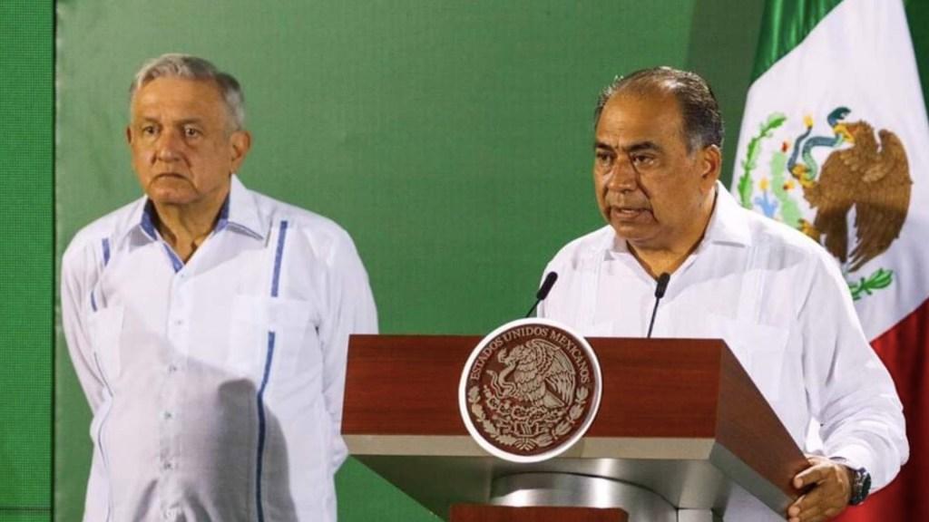 Coordinación con el gobernador Astudillo ha permitido avances en Guerrero, asegura López Obrador - Foto de Héctor Astudillo