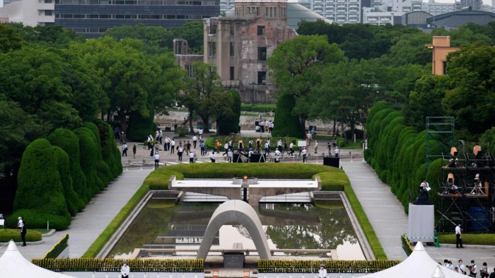 Hiroshima conmemora su resiliencia 75 años después de la bomba atómica - Foto de EFE