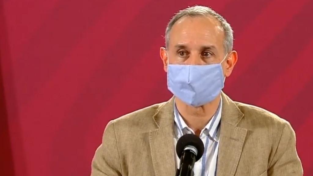 Hugo López-Gatell subsecretario de Salud
