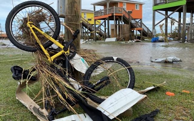Cinco de los huracanes más poderosos en la costa del Golfo de México en EE.UU. - Foto de Jeff Eling para ABC