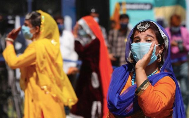 India prueba tres posibles vacunas contra COVID-19 - Foto de EFE