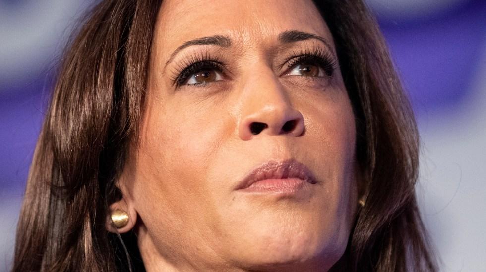 Kamala Harris, la exfiscal de mano dura que acompañará a Biden a las elecciones de EE.UU. - Kamala Harris. Foto de EFE