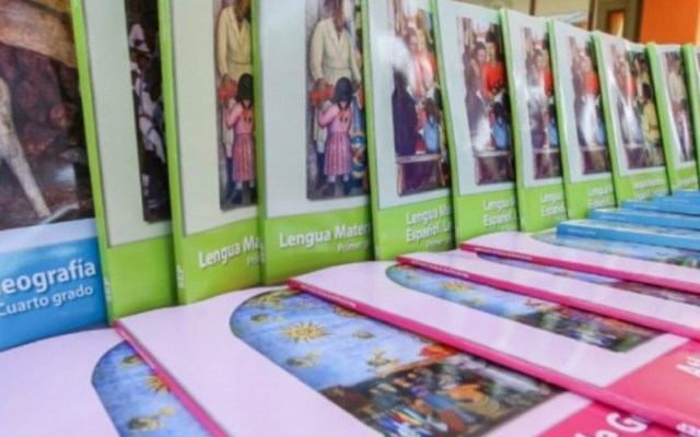 SEP sanitizará más de 180 milllones de libros de texto gratuitos - Libros de Texto Gratuitos México SEP