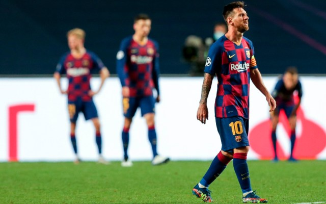Messi anuncia al Barça que no se presentará a las pruebas médicas - Fot6o de EFE