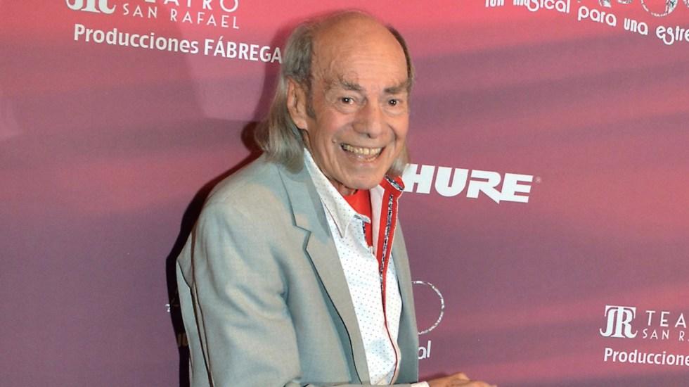 #Perfil La inigualable carrera de siete décadas de 'El Loco' Valdés - Foto de People en Español