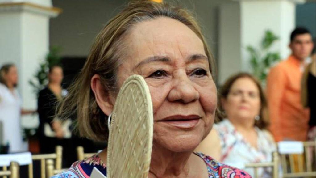 Muere en su casa de la Ciudad de México Mercedes Barcha, viuda de Gabriel García Márquez