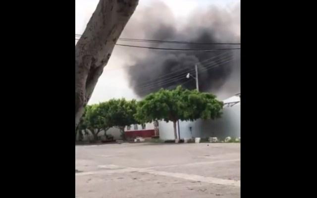 Atacan base de la Guardia Nacional en Michoacán - Michoacán Guardia Nacional México