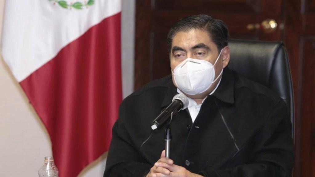 """""""Soy honesto, actúo de buena fe y estoy limpio"""", Barbosa rechaza haber recibido sobornos - Foto de Gobierno de Puebla"""