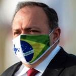 Ministro de Salud de Brasil asegura que número de muertes por COVID no hacen diferencia - Foto de EFE
