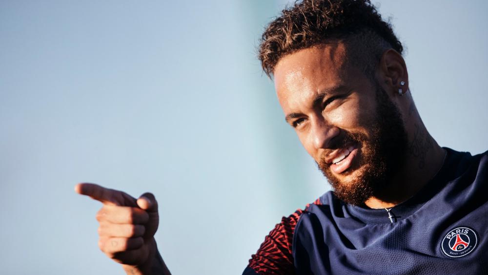 Neymar está de regreso con el PSG tras positivo de coronavirus
