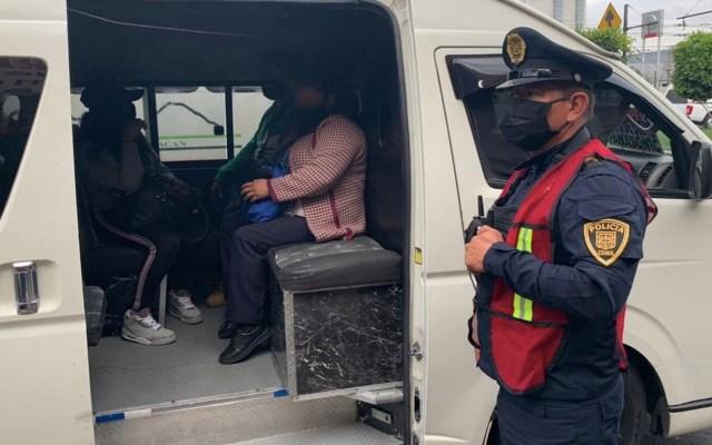 'Operativo pasajero seguro' deja 419 detenidos y decomiso de 26 armas de fuego, revela García Harfuch - Foto de SSC