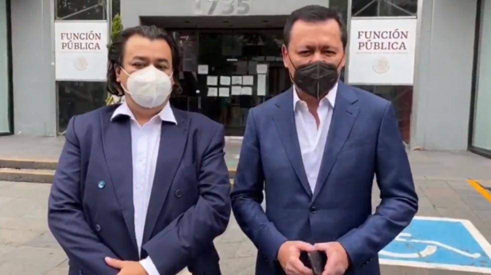 Osorio Chong presenta pruebas ante SFP para investigación sobre crédito - Osorio Chong